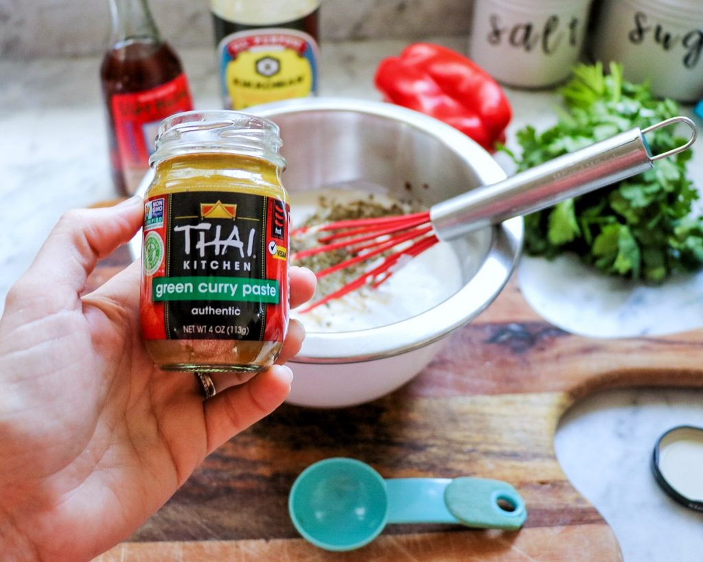 Instant Pot Thai curry