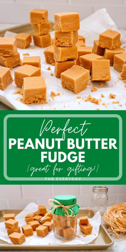 Perfect Peanut Butter Fudge recipe
