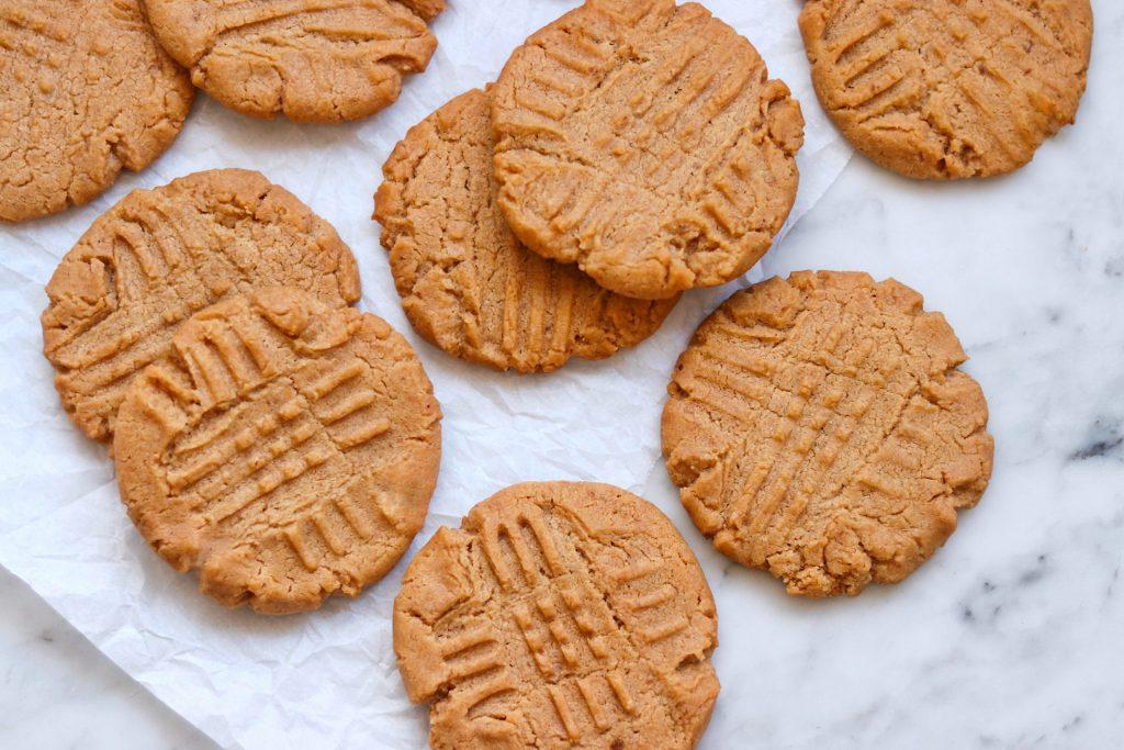 vegan peanut butter cookie recipe