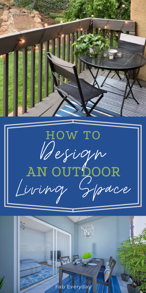 Designing Outdoors: Planning and Designing an Outdoor Living Space