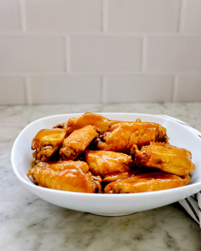 Instant Pot Teriyaki Chicken Wings