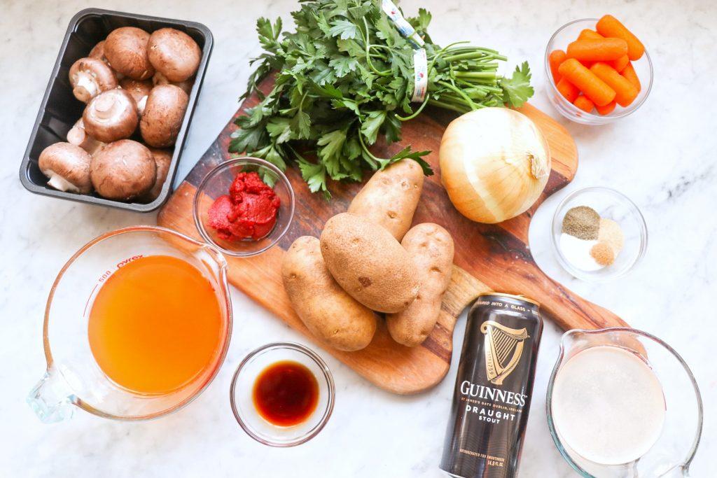 Instant Pot Irish stew. How to make Instant Pot vegan stew