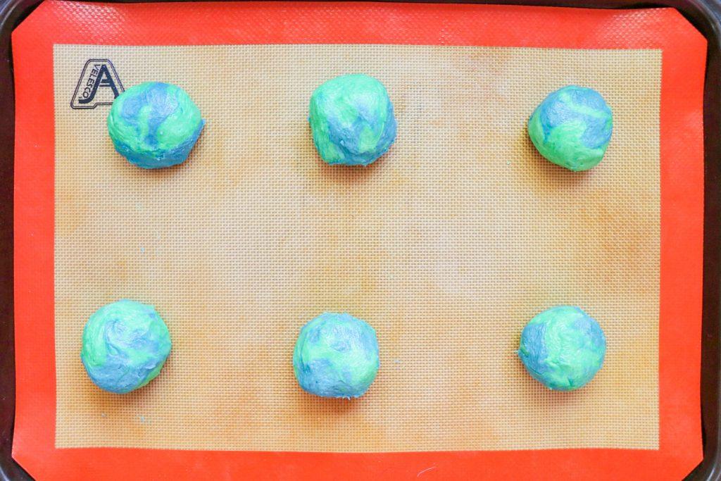 Easy Earth Day treats: Earth Day sugar cookies