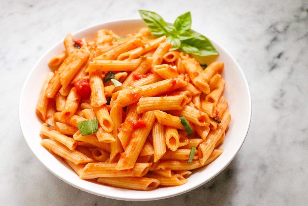 easy instant pot penne al pomodoro