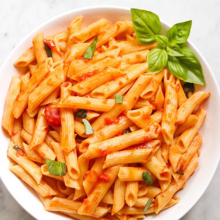 Instant Pot Penne al Pomodoro recipe
