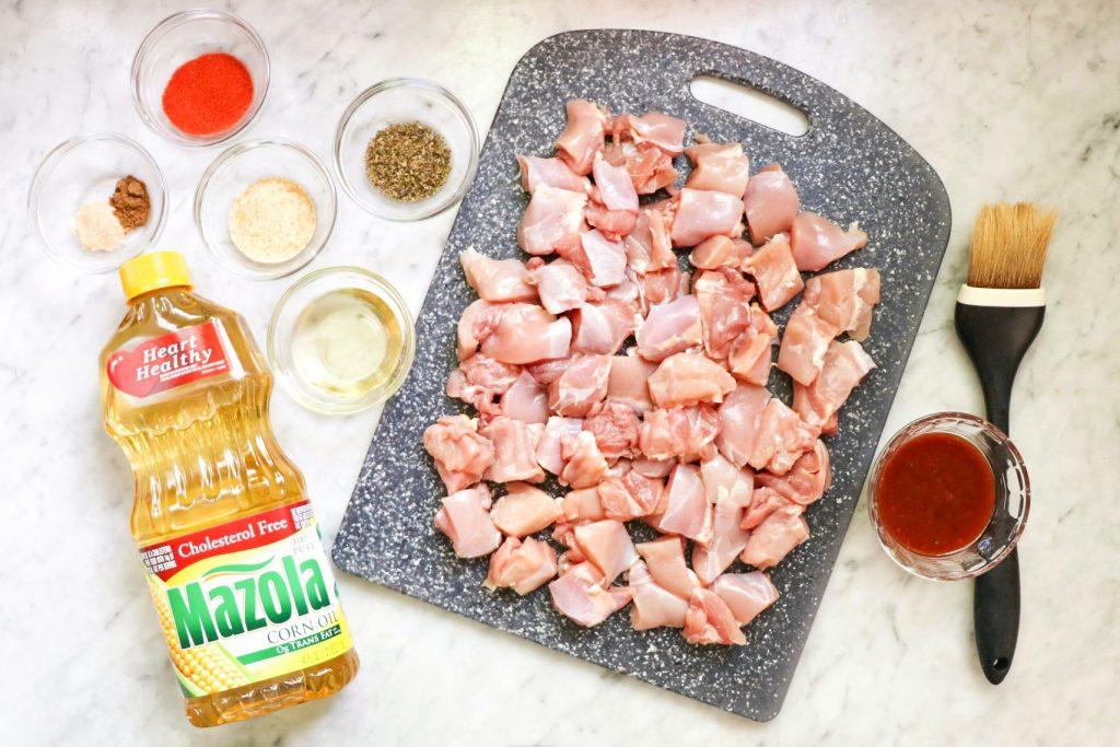 chicken pinchos recipe