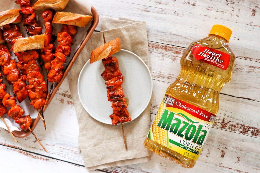 pinchos de pollo (Puerto Rican pinchos recipe)