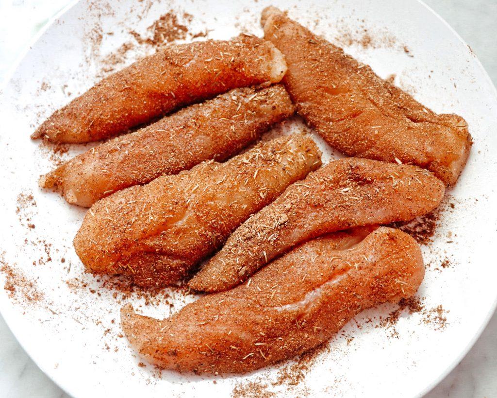 Sheet Pan Jerk Chicken recipe