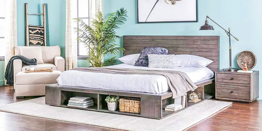 create a relaxing bedroom sanctuary - wellness home decor tips