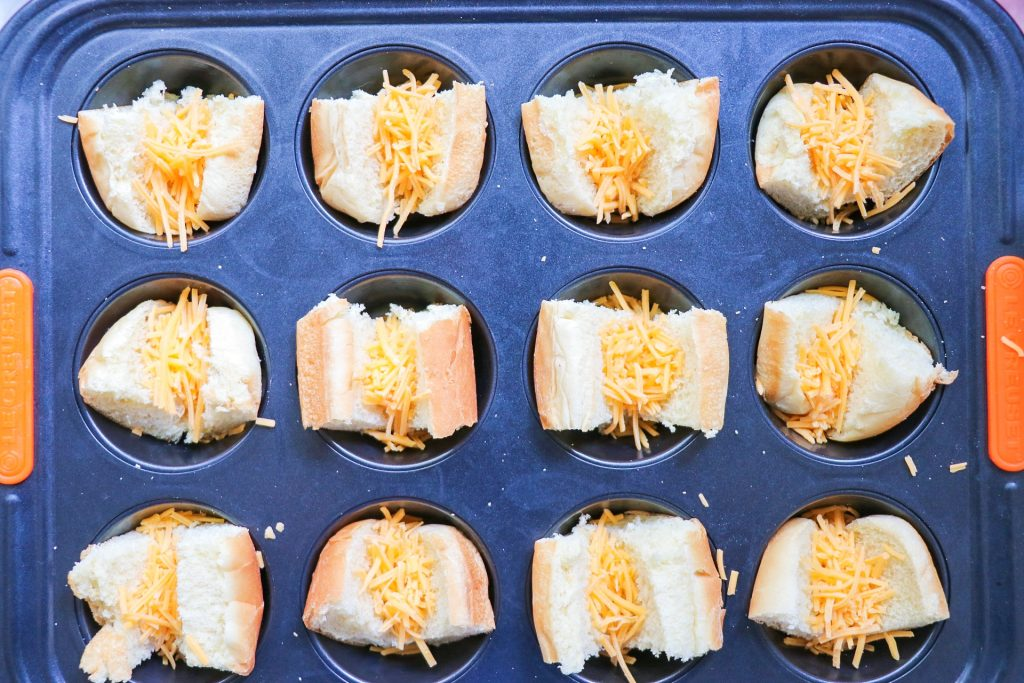 chili cheese dog cups