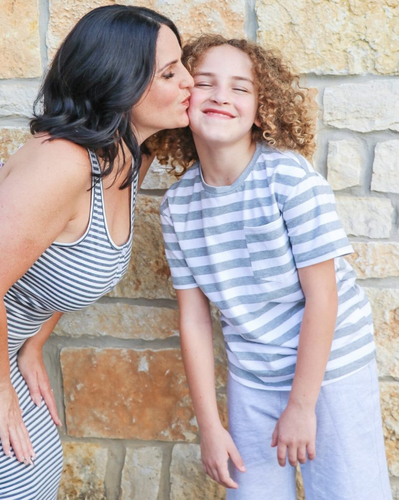 3 Mommy-and-Son Twinning Looks for Summer