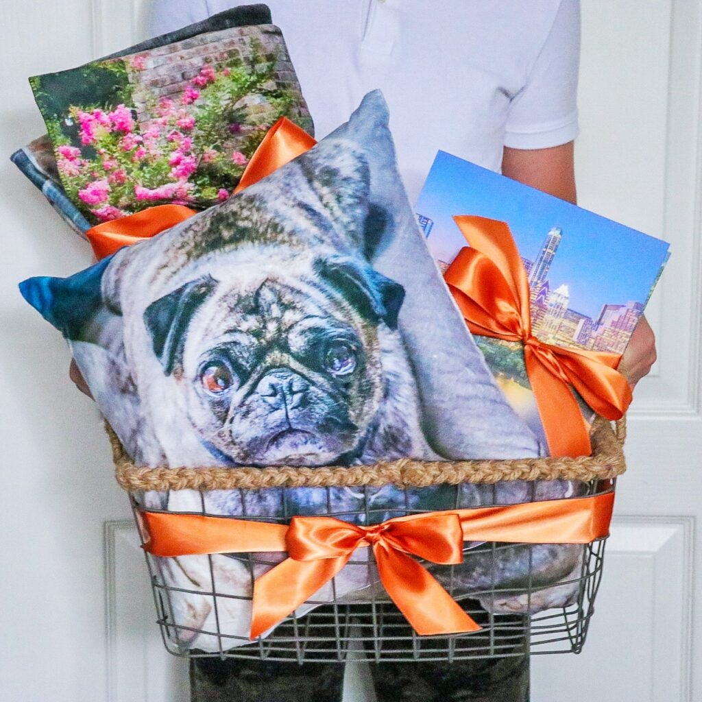 going away to college gift basket