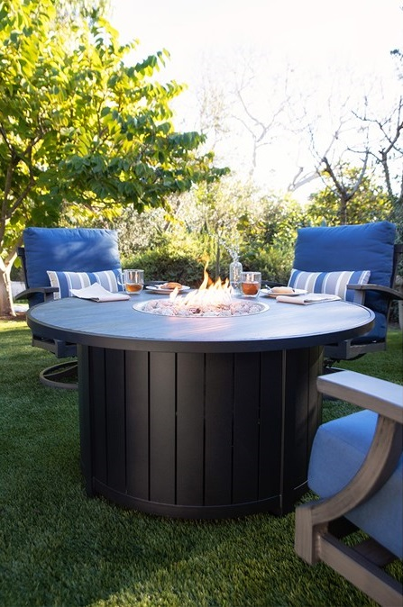 Outdoor fire pit ideas - types of fire pits