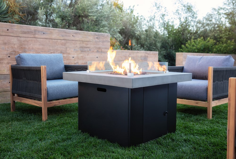 Outdoor fire pit ideas - types of outdoor fire pits
