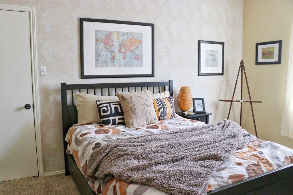 travel themed bedroom ideas
