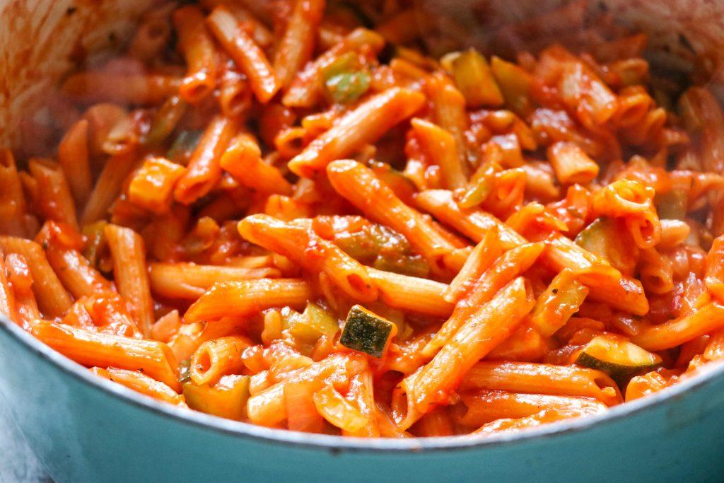 one pot penne pasta recipe
