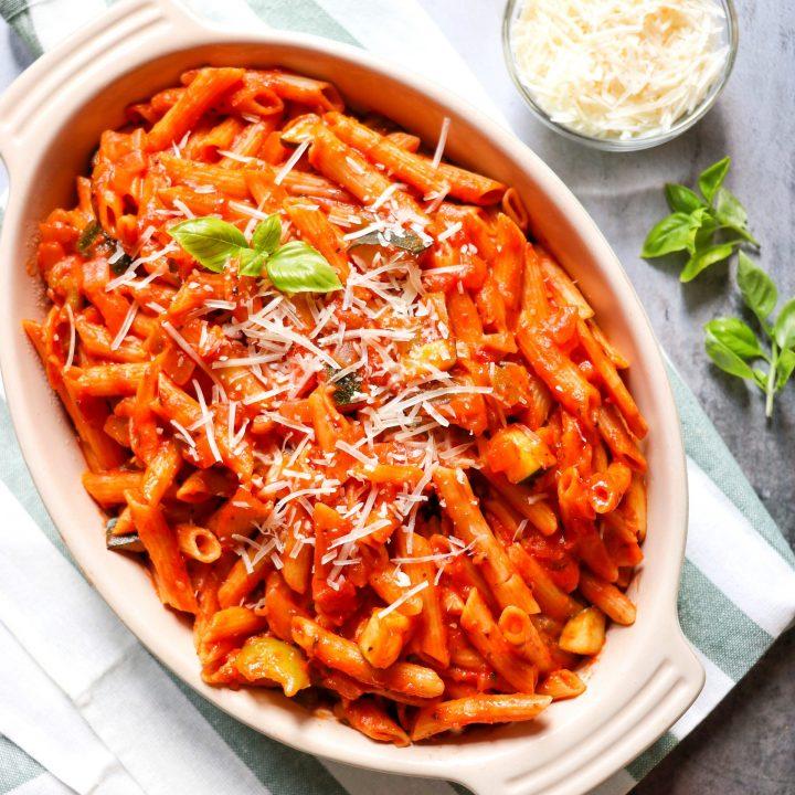 one pot pasta primavera recipe