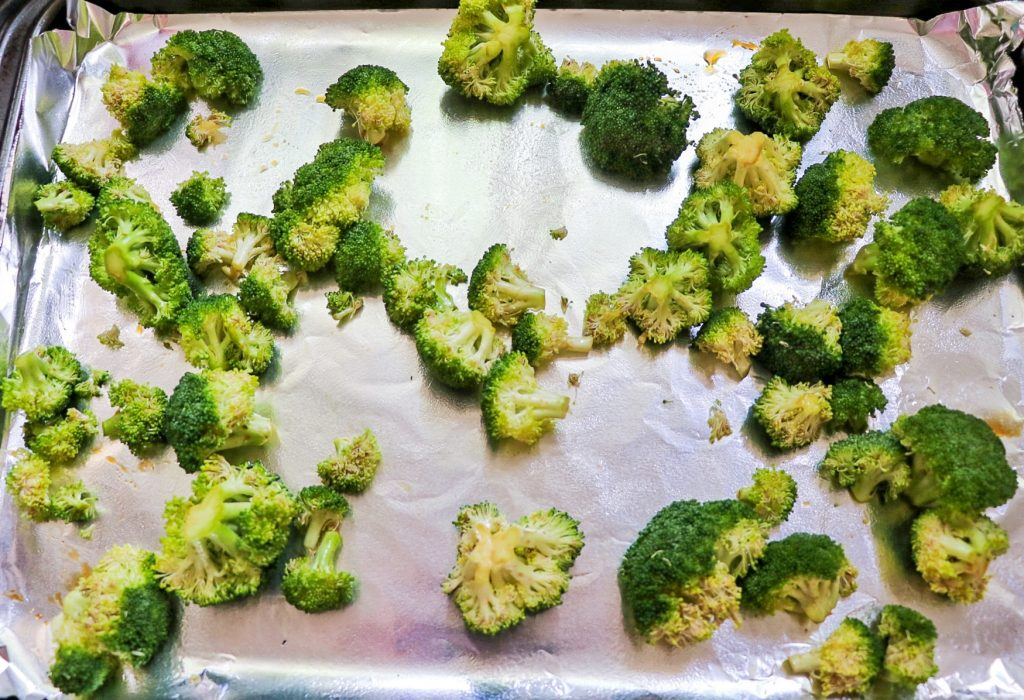 beef and broccoli sheet pan recipe