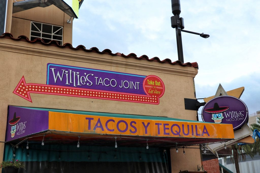 Where to eat near Chase Field - Willie's Taco Joint