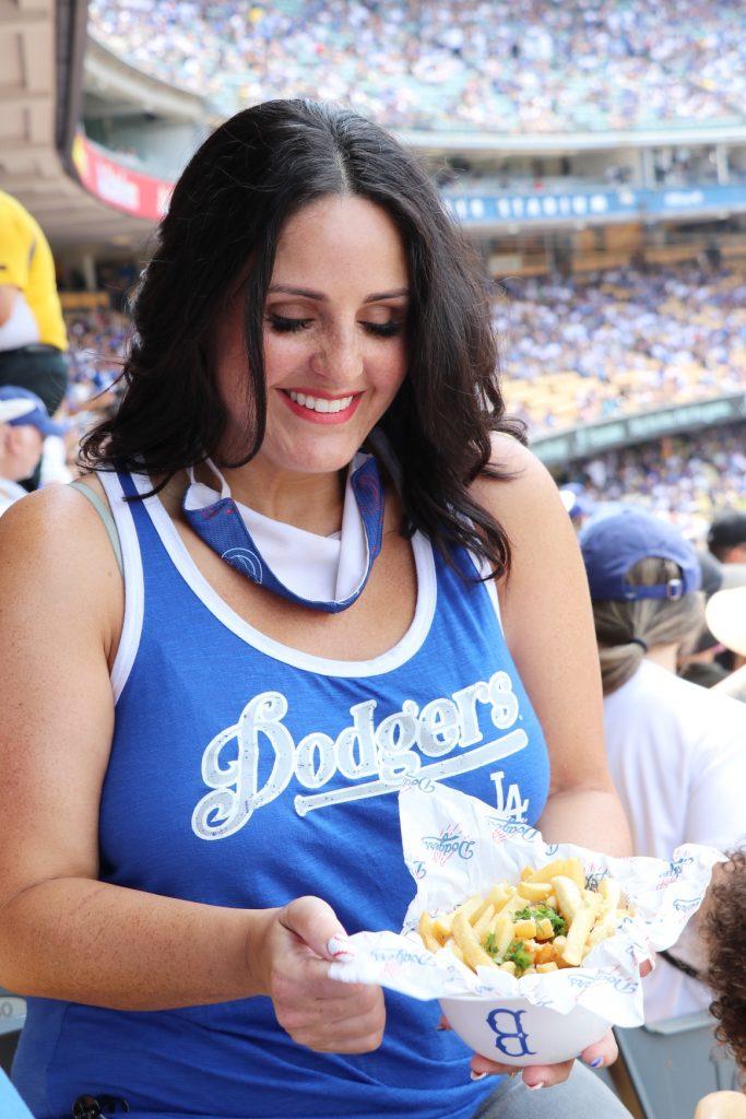 Best food at Dodger Stadium: Garlic Fries