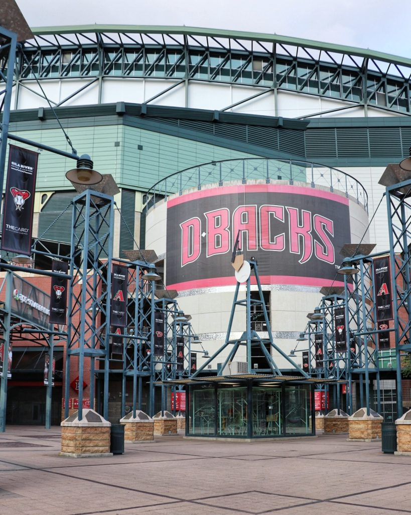 Chase Field rules and Chase Field policies
