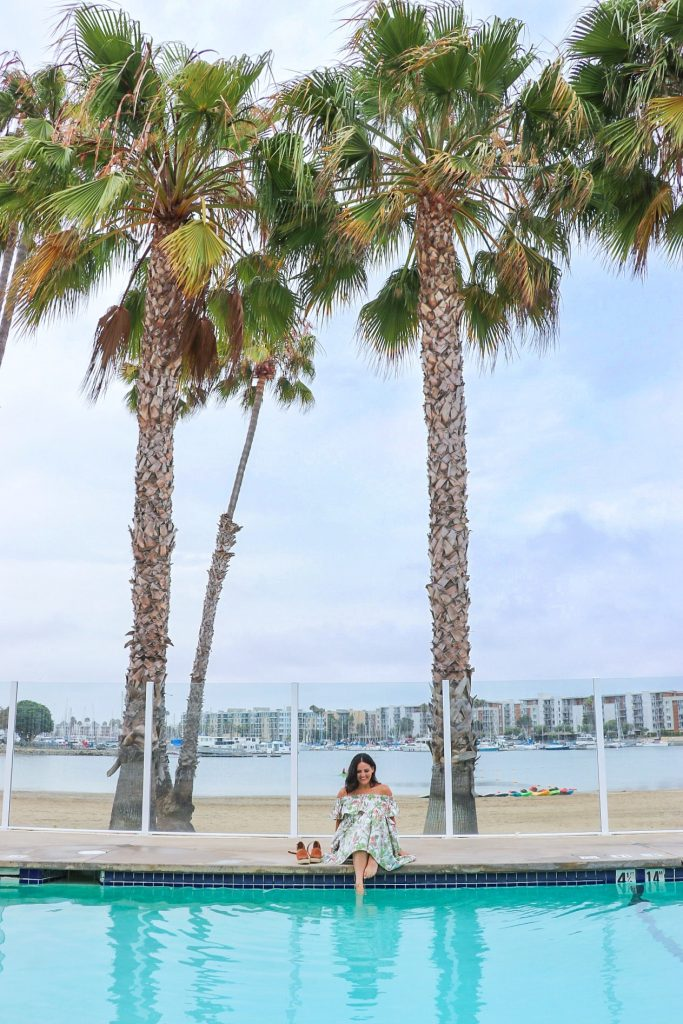 Where to stay in Los Angeles: Jamaica Bay Inn Marina del Rey