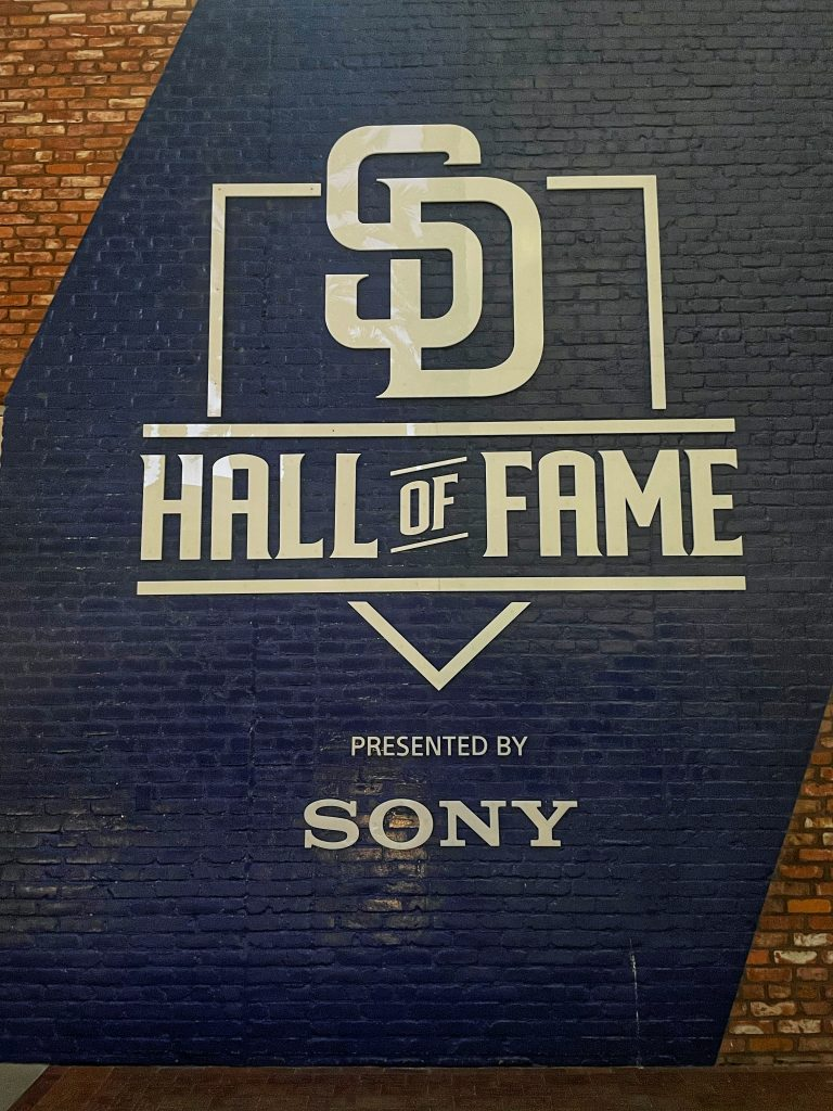 The San Diego Padres Hall of Fame at Petco Park