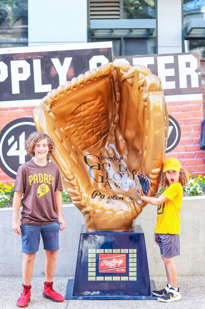 Family activities in San Diego - San Diego Padres Game