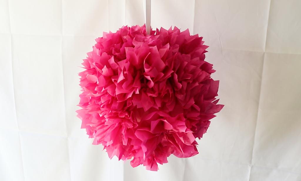 DIY Flower Pomander Balls