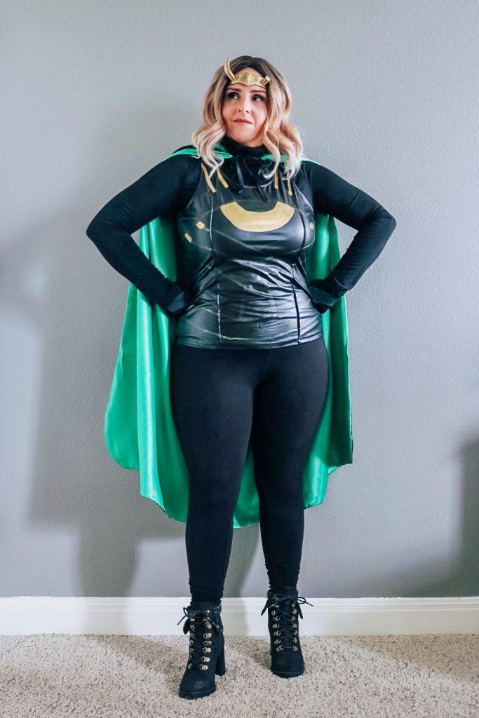 Sylvie costume (Loki Sylvie cosplay)