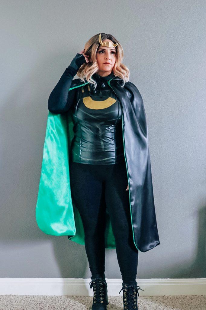Sylvie cosplay (DIY Sylvie costume)