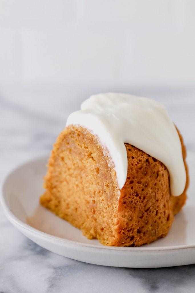 Pumpkin Spice Bundt Cake (Instant Pot Bundt cake)