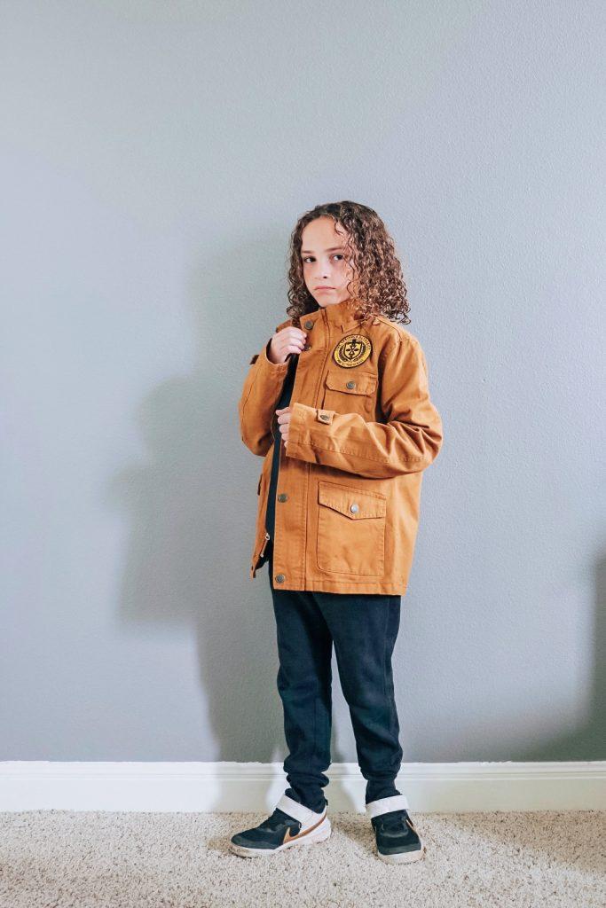 Loki TVA outfit (Loki TVA cosplay)