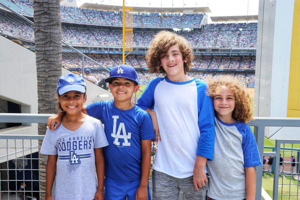 MLB road trip - Southwest baseball road trip to see the LA Dodgers