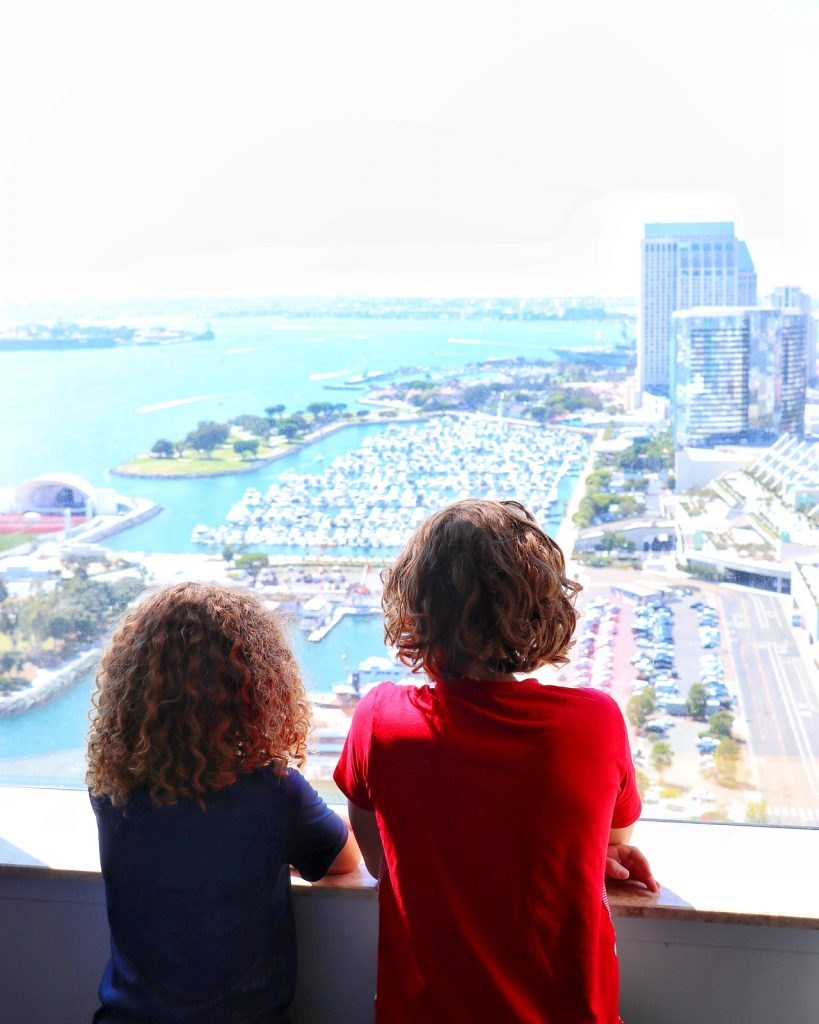 Where to stay for a southwest baseball road trip to see the Padres: Hilton San Diego Bayfront