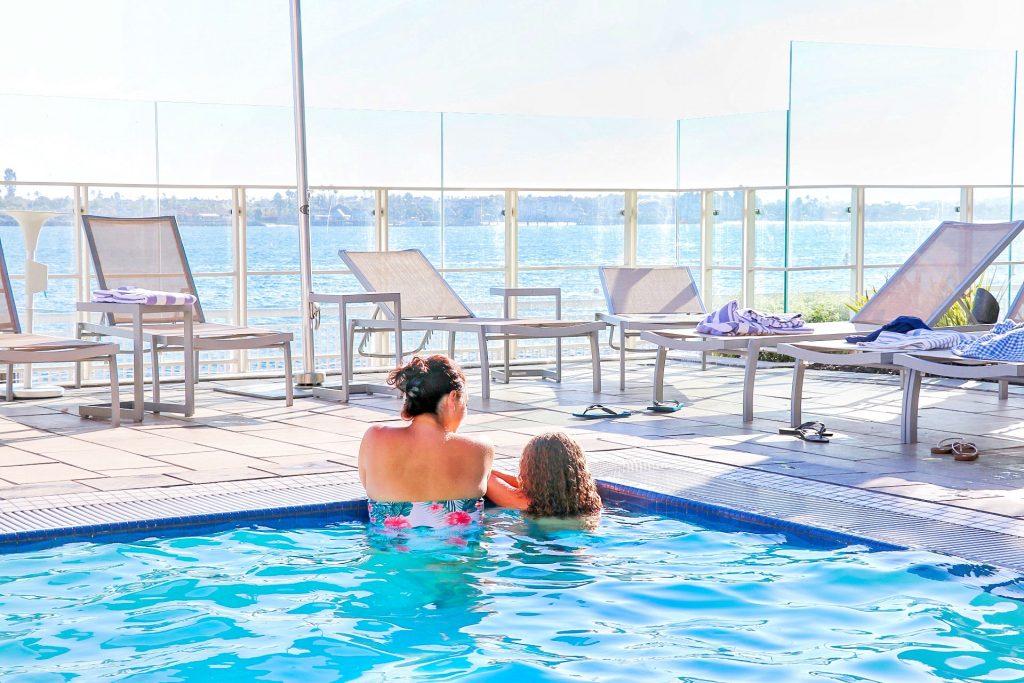 Hilton San Diego Bayfront (MLB stadium road trip hotel)