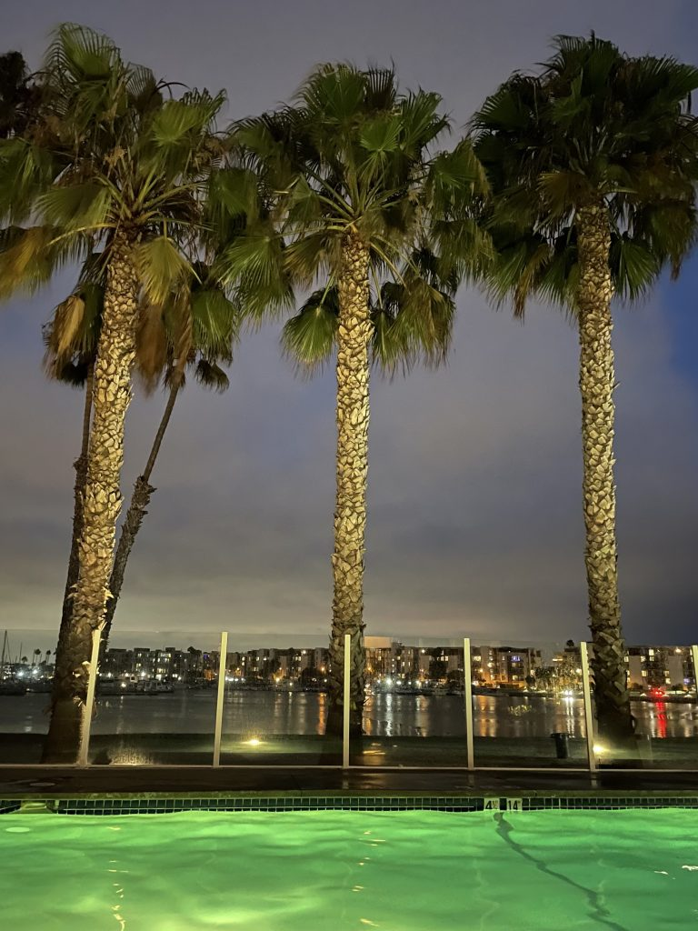 MLB stadium road trip - where to stay in los angeles for a dodgers game