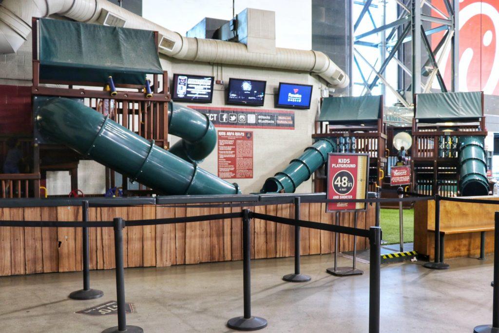 MLB road trip - Arizona Diamondbacks Sandlot